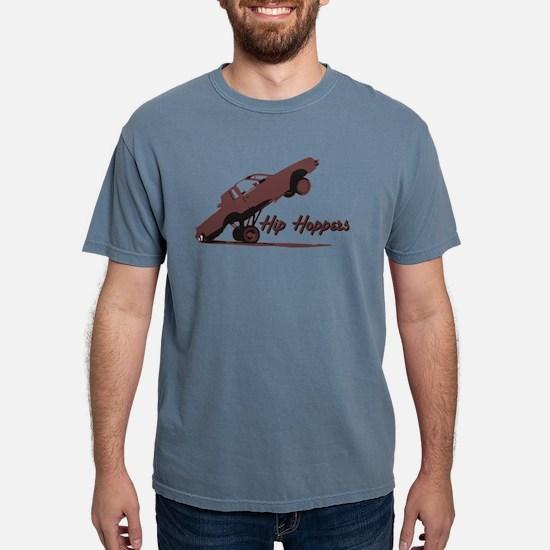 back bumper4_maroon T-Shirt