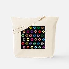 Cute Animal tracks Tote Bag