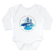 Cute Up north Long Sleeve Infant Bodysuit