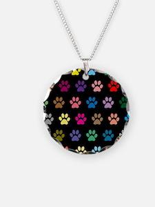 Cute Animal tracks Necklace