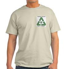 Soylent Green t-shirt (ash grey)