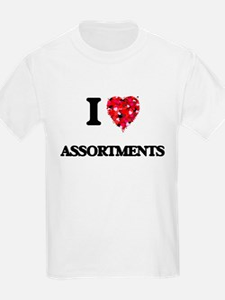 I Love Assortments T-Shirt