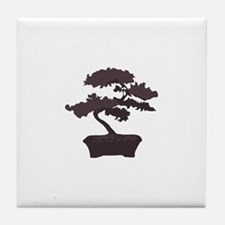 Bonsai Tile Coaster