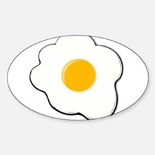 Sunny Side Up Egg Decal