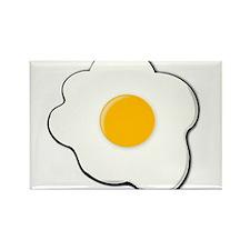 Sunny Side Up Egg Magnets