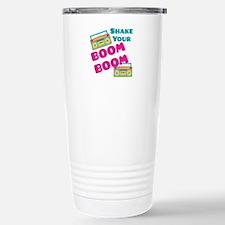 Shake Your Boom Travel Mug