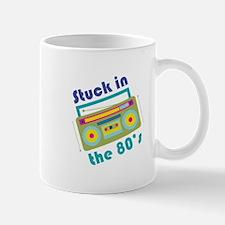 Stuck In 80s Mugs