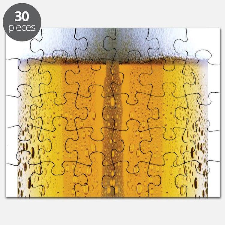 Oktoberfest Foaming Beer Puzzle