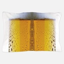 Oktoberfest Foaming Beer Pillow Case