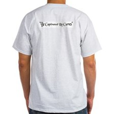 Be Captivated By Curves T-Shirt