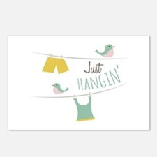 Just Hangin Postcards (Package of 8)