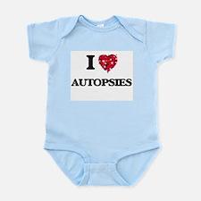 I Love Autopsies Body Suit