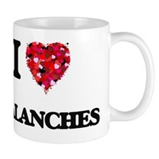 I Love Avalanches Mug