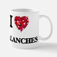 I Love Avalanches Mug