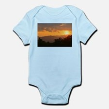 Pisgah Forest Sunset Body Suit