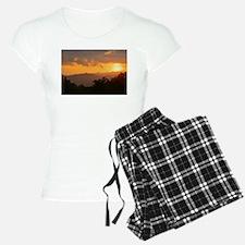 Pisgah Forest Sunset Pajamas