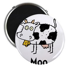 Cute Dairy cow Magnet