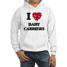 I Love Baby Carriers Jumper Hoody