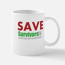 Save Survivors UK Mugs