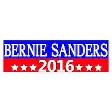 Bernie Sanders 2016 (4) Bumper Bumper Sticker