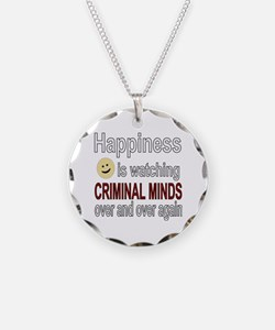 Happiness is watching CRIMIN Necklace