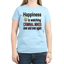 Happiness is watching CRIMIN T-Shirt
