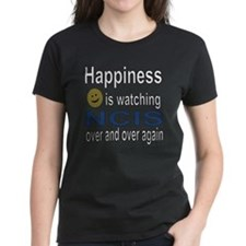 Happiness is Watching NCIS Tee
