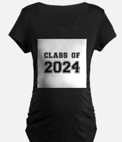 Class of 2024 Maternity T-Shirt