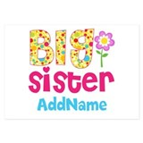 Big sister 3.5 x 5 Flat Cards