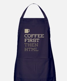 Coffee Then HTML Apron (dark)