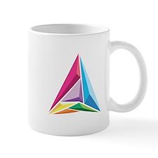 Color Triangle Mugs