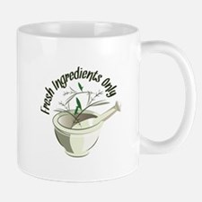 Fresh Ingredients Mugs