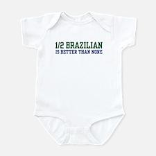 1/2 Brazilian Infant Bodysuit
