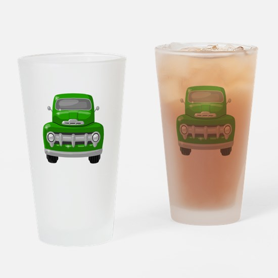 1951 Ford Pickup Drinking Glass