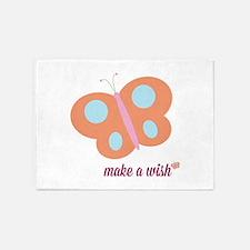 Make A Wish 5'x7'Area Rug