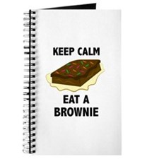 Eat A Brownie Journal