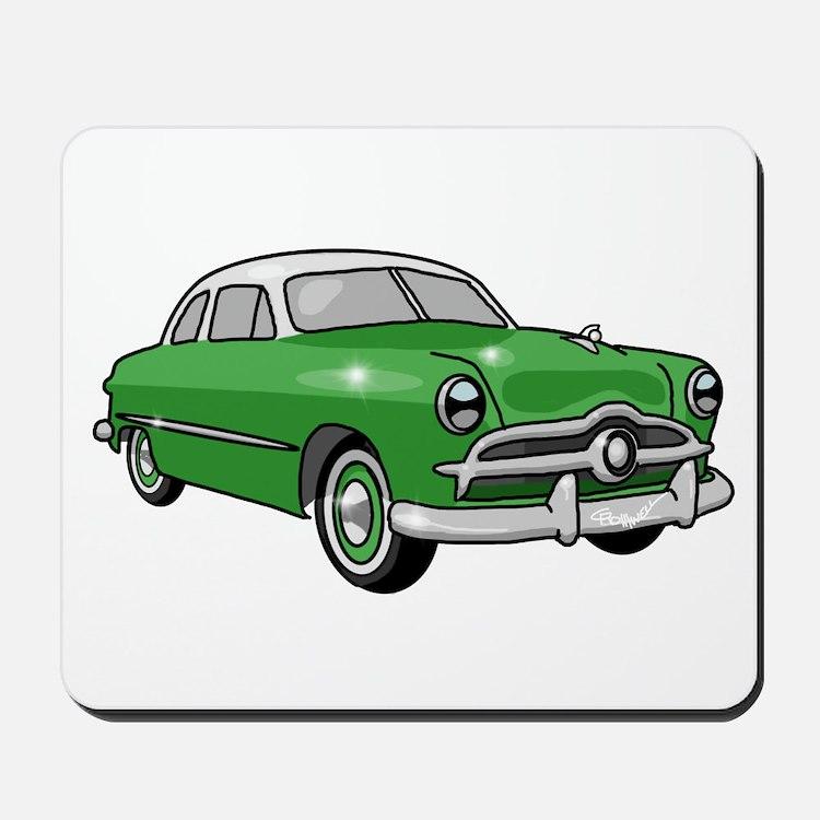 1949 Ford Sedan Mousepad