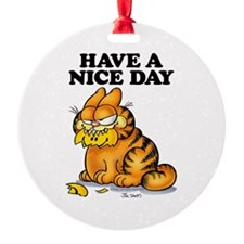 Have a Nice Day Ornament