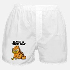 Have a Nice Day Boxer Shorts