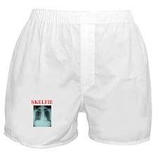RADIOLOGY JOKE Boxer Shorts