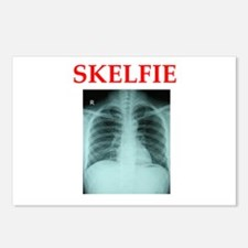 RADIOLOGY JOKE Postcards (Package of 8)