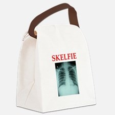 RADIOLOGY JOKE Canvas Lunch Bag