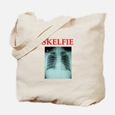 RADIOLOGY JOKE Tote Bag