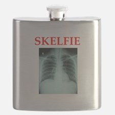 RADIOLOGY JOKE Flask