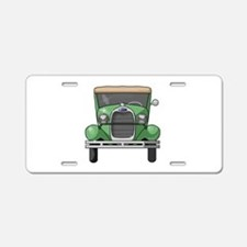 1931 Ford Model A Aluminum License Plate
