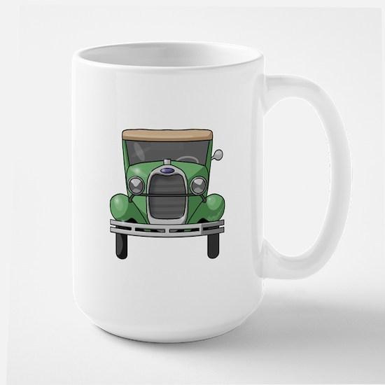 1931 Ford Model A Large Mug