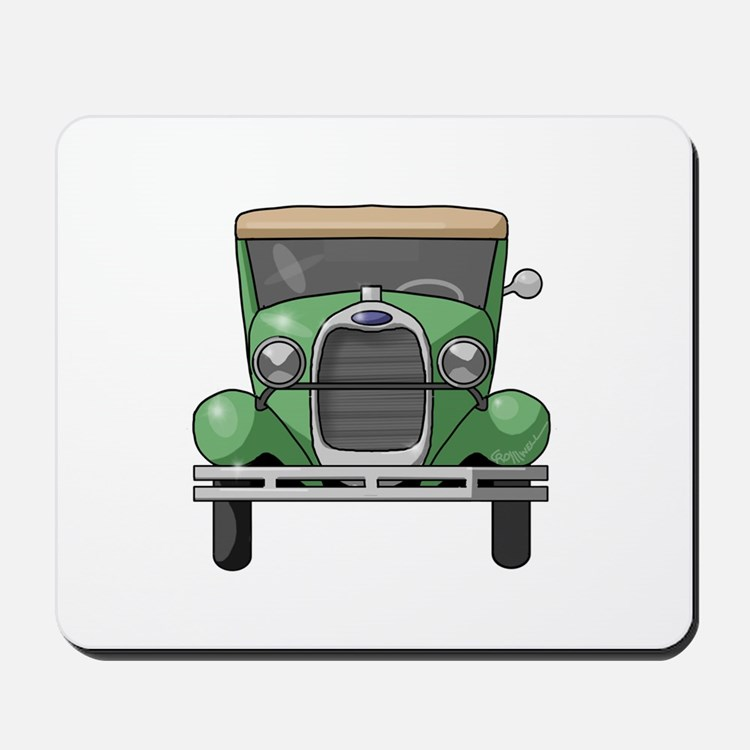 1931 Ford Model A Mousepad