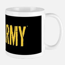 U.S. Army: Black & Gold Mug