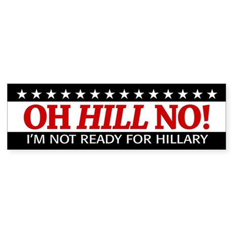 Anti hillary clinton 2016 bumper bumper sticker by admin cp16710360