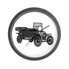 Ford Model T Wall Clock